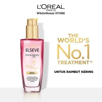 L'Oreal Extraordinary Oil Hair Serum - Pink [100 mL]
