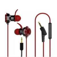 Headset Mobile Gaming XG-120 Hendfree ML PUBG FF Earphone Head