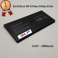 Baterai HP 5310M 5320M HSTNN-SB0H Black