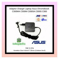 Adaptor Charger Laptop Asus Chromebook C300MA C300M C300SA C300S C300