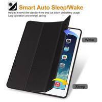 iPad mini 4 mini 5 Smart Case With Pencil Holder Cover Auto Sleep