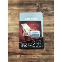 SAMSUNG MICROSD 256GB EVO PLUS CLASS 10 - MICROSD CARD - MEMORY CARD