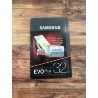 SAMSUNG MICROSD 32GB EVO PLUS CLASS 10 - MICROSD CARD - MEMORY CARD