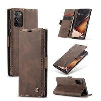 Samsung galaxy Note 20 Flip Case Caseme Cover Leather Wallet Original
