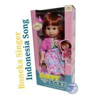 Mainan Boneka Susan Singer Baby Nyanyi Sing Music Doll Anak Perempuan