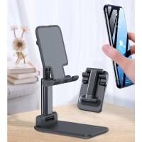 FOLDING DESKTOP STAND HOLDER DUDUKAN TEMPAT HP IPAD HANDPHONE TABLET
