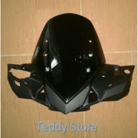 Unik Visor Windshield Tameng Angin Honda New Vario Techno 125 150