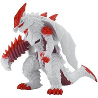 Snake Darkness Kaiju Ultraman Monster Action Figure