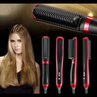 catok sisir pelurus AL -908 rambut fast hair straightener