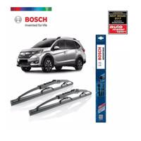 Wiper Mobil Honda BR-V BRV Sepasang Bosch Advantage 22 16