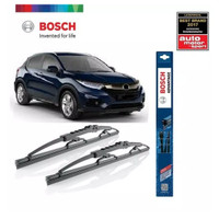 Wiper Mobil Honda HR-V Sepasang Bosch Advantage 24 16