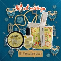 The Body Shop Original - Gift Set Moringa (EDT & Body Butter)
