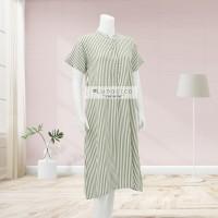 Lunaci Mint Stripes Home Dress
