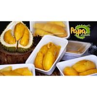 Durian Musangking Malaysia - Durian Kupas Musangking 100% Quality