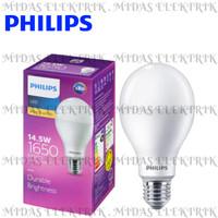 Lampu LED Bulb Philips 14.5 14,5 Watt W E27 Kuning Warm White 3000K