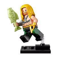 LEGO Minifigures Series DC Super Heroes-Aquaman