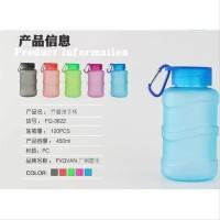 AM- Botol Minum Bentuk Mini Galon Kecil BPA FREE Water MemoBottle