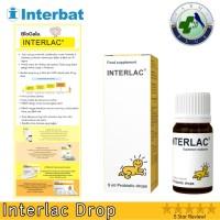 Interlac Probiotic Drops 5Ml - BioGaia
