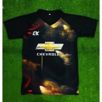 Kaos Bola / Jersey Baju Bola Printing Liga Inggris