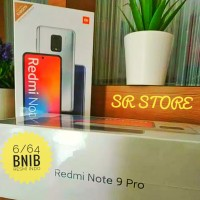 Xiaomi Redmi Note 9 Pro 6/64 BNIB Indonesia