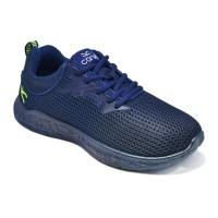 Carvil Sepatu Pria FEDERER-01 BLUE