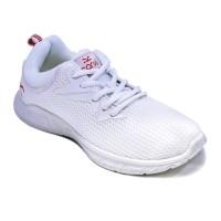 Carvil Sepatu Pria FEDERER-01 WHITE