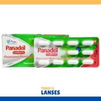 Panadol Hijau Cold & Flu 1 Box isi 10 Strip untuk Flu dan Batuk