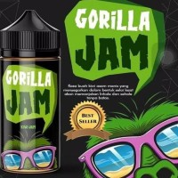 Gorilla Jam 100Ml Liquid Gorilla Jam By Indonesia Juice Cartel Gorila