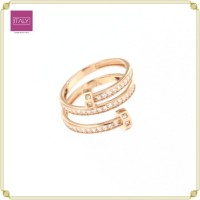 Cincin Model Paku Cartier Listring AD Rose 750