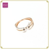 Cincin Model Paku Cartier VAR Listring AD Rose