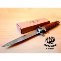 "Pisau Lipat Survival Italian Stab Knife Collection ""Self Defense Shop"""