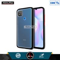 Aladoy Case Xiaomi Redmi 9C Ultra Slim Shockproof Premium Hardcase