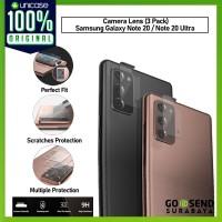 Tempered Glass Camera Samsung Galaxy Note 20/Ultra RINGKE Lens Guard
