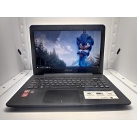 Laptop Asus X454Y AMD A8 Quad Core Ram 8GB HDD500GB Radeon R5 Lengkap