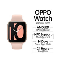 OPPO Watch 41mm - AMOLED Screen -VOOC Flash Charge - Health Monitoring