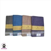 MORNING WHISTLE Cotton Bamboo Bath Towel Handuk Mandi 70 x 135 cm