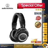 Audio Technica ATH-M50XBT Wireless Over-Ear Headphones