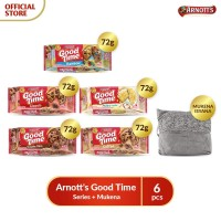 Arnott's Good Time Series + Mukena