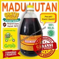 Madu Pramuka Lebah liar - Madu Hutan 2000 ml ( 2 Liter )