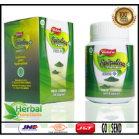 Walatra Spirulina Plantesis G - Herbal Penggemuk Badan - Masker Herbal