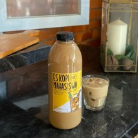ES KOPI MAHASISWA (SUSU) 1 LITER FRESH by Yellow Truck Coffee