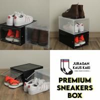 Kotak Sepatu Premium Sneakers Box Display Shoe Box Adidas Nike Jordan