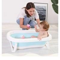 Bak Mandi Bayi Lipat Foldable Baby Bathtub - PJ4067
