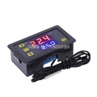 Digital Temperature Control Thermostat 110-220V Sensor W3230