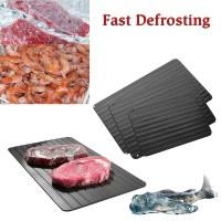 Talenan Defrosting Daging Beku Meat Fast Thawing Board Size L