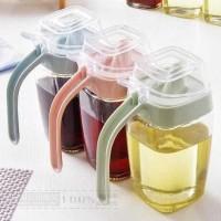 Botol Minyak Serbaguna Seasoning Glass Jar - ZL2016
