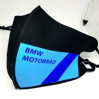 Masker Scuba Adjustable BMW motorrad