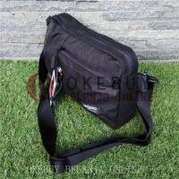 Tas Selempang Bodypack 920001226 001 Black Z-Fortress 1A Shoulder Bag