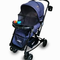 Makassar - Stroller Baby Does Brea Rocking All New Motif