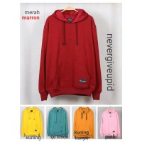 Sweater polosan jumper hoodie quality